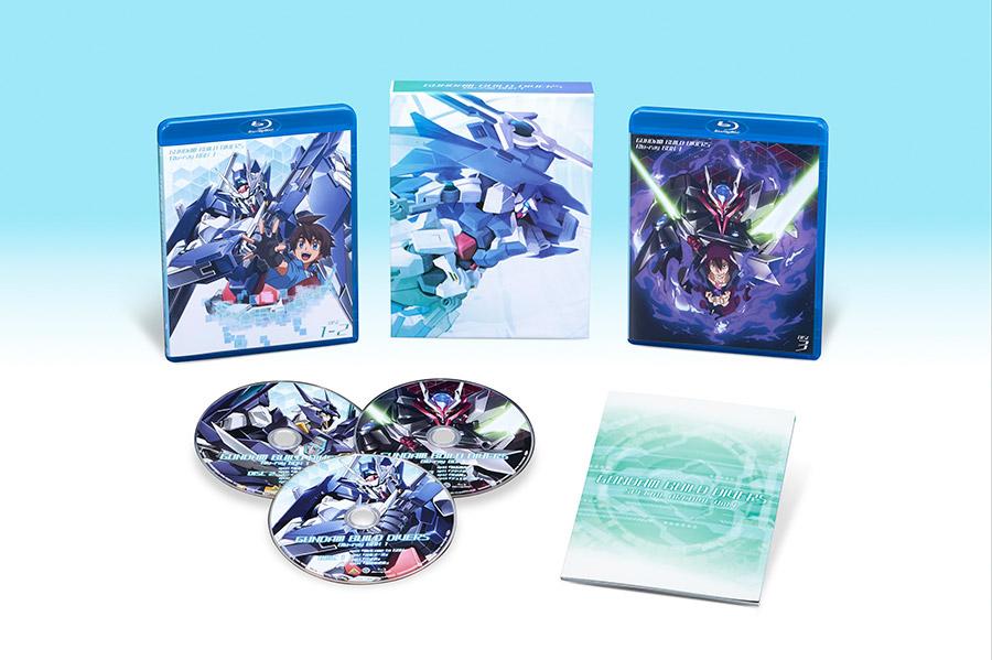 Blu-ray BOX 1展開図