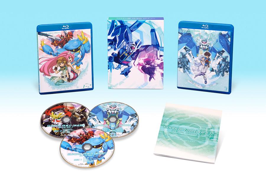 Blu-ray BOX 2展開図