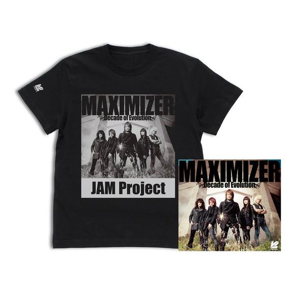 VIDESTA JAM Project CDジャケット プレスTシャツ(L)