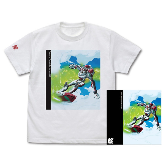 VIDESTA 交響詩篇エウレカセブン 3巻 BD パッケージ Tシャツ