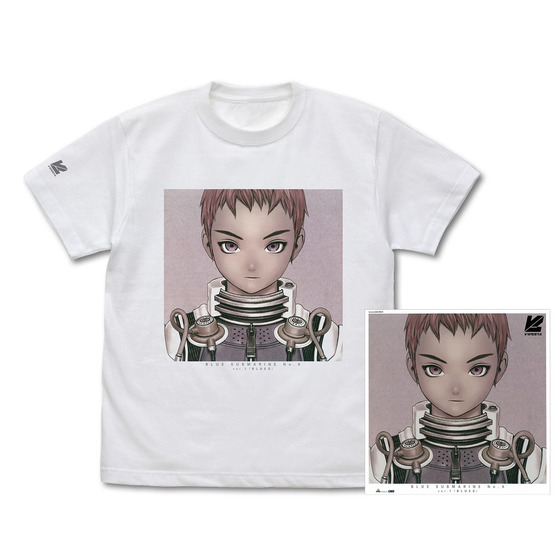 VIDESTA 青の6号 1巻 LD パッケージ Tシャツ