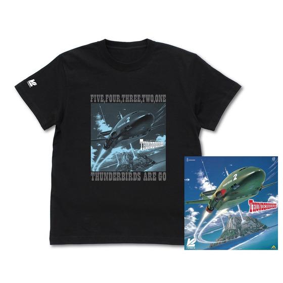 VIDESTA サンダーバード IR BOX PART2 LDパッケージ Tシャツ