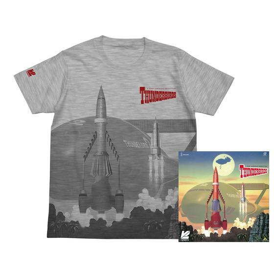 VIDESTA サンダーバード IR BOX PART3 LDパッケージ Tシャツ