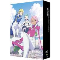 エウレカセブンAO Blu-ray BOX 【特装限定版】