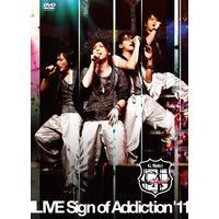 G.Addict LIVE Sign of Addiction'11 185分