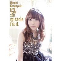 栗林みな実 LIVE TOUR 2011 miracle fruit 195分
