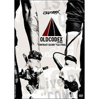 """OLDCODEX Live DVD""""CONTRAST SILVER""""Tour FINAL 160分"""