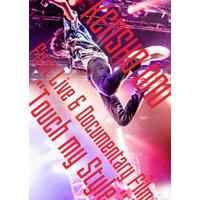 """Kensho Ono First Live & Documentary Film """"Touch my Style"""" 98分"""