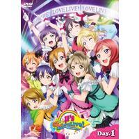 ラブライブ! μ's Go→Go! LoveLive! 2015 ~Dream Sensation!~ DVD Day.1 247分