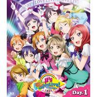 ラブライブ! μ's Go→Go! LoveLive! 2015 ~Dream Sensation!~ Blu-ray Day.1