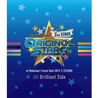 THE IDOLM@STER SideM 2nd STAGE ~ORIGIN@L STARS~ Live Blu-ray [Brilliant Side] 208分