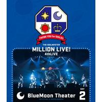 THE IDOLM@STER MILLION LIVE! 4thLIVE TH@NK YOU for SMILE!! LIVE Blu-ray BlueMoon Theater DAY2 220分