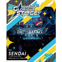 THE IDOLM@STER SideM 3rdLIVE TOUR ~GLORIOUS ST@GE~ LIVE Blu-ray Side SENDAI 476分