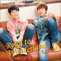 Road to Wonderland 通常盤