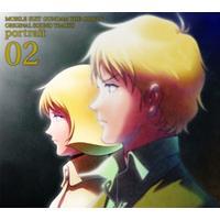 機動戦士ガンダム THE ORIGIN ORIGINAL SOUND TRACKS portrait 02