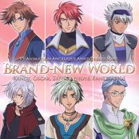 TVアニメ「恋する天使アンジェリーク」アニバーサリーソング BRAND-NEW WORLD