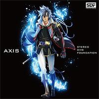 TVアニメ「ノブナガ・ザ・フール」エンディング主題歌 AXIS アニメ盤