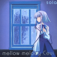 """TV Animation """"sola"""" Ending Theme-song mellow melody dy 初回盤"""