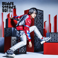 『ウルトラマンタイガ』オープニングテーマ Buddy,steady,go! 初回限定盤
