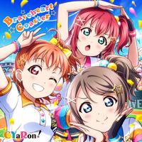 スマートフォン向けアプリ『ラブライブ!スクールアイドルフェスティバル』コラボシングル Braveheart Coaster