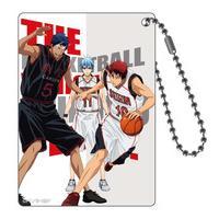 黒子のバスケ DVDカバーシリーズ アクリルキーホルダー feat.TVA 2nd SEASON ⑦黒子&火神&青峰