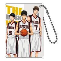 黒子のバスケ DVDカバーシリーズ アクリルキーホルダー feat.TVA 2nd SEASON ③日向&伊月&木吉