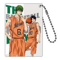 黒子のバスケ DVDカバーシリーズ アクリルキーホルダー feat.TVA 2nd SEASON ②緑間&高尾