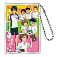 テニスの王子様 DVDカバーシリーズ アクリルキーホルダー ‐ANOTHER STORYⅡ‐ ①青学
