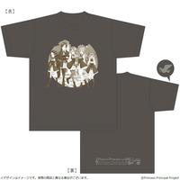 プリンセス・プリンシパル THE LIVE Yuki Kajiura×Void_Chords Tシャツ【クイーンズ・メイフェア校制服 ver.】