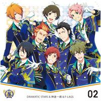 THE IDOLM@STER SideM 5th ANNIVERSARY DISC 02 DRAMATIC STARS&神速一魂&F-LAGS 『アイドルマスター SideM』5周