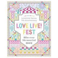 LoveLive! Series 9th Anniversary ラブライブ!フェス Blu-ray Memorial BOX/μ's、Aqours、Saint Snow、虹ヶ咲学園スクールアイドル同好会
