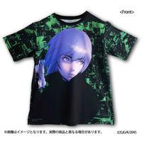攻殻機動隊 SAC_2045 フルグラフィックTシャツ