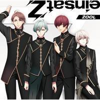 """アプリゲーム「アイドリッシュセブン」 ŹOOĻ  1st Album """"einsatZ"""" 通常盤"""