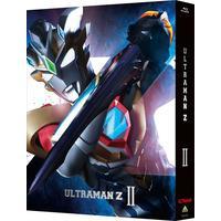 ウルトラマンZ Blu-ray BOX Ⅱ<最終巻>