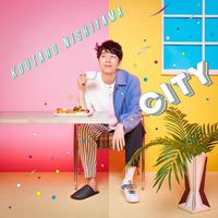 【オンラインCD即売特典付】 デビューミニアルバム「CITY」【通常盤】/西山宏太朗