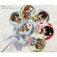 新テニスの王子様 キャンディー風缶バッジ(6種セット)
