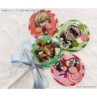 TIGER & BUNNY キャンディー風缶バッジ(4種セット)