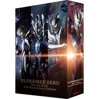 ウルトラマンゼロ Blu-ray BOX 10th Anniversary Edition 【A-on STORE、プレミアムバンダイ、Amazon、TSUBURAYA MEMBERSHIP CLUB SHOP限定】 (期間限定生産)
