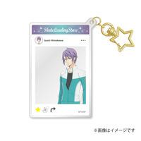 スケートリーディング☆スターズ SNS風アクリルキーホルダー(姫川泉澄)