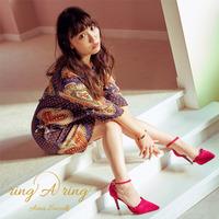 鈴木愛奈「Aina Suzuki 1st Live Tour ring A ring - Prologue to Light -」開催記念キャンペーン商品 ring A ring【完全生産限定盤】