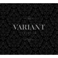 "TRIGGER 2nd Album ""VARIANT""【初回限定盤A】"