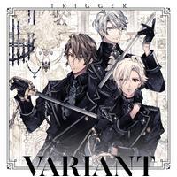 """TRIGGER 2nd Album """"VARIANT""""【通常盤】"""