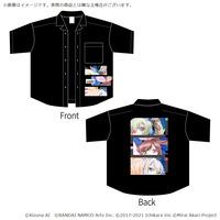 vmkt  BIGシルエット オープンカラーシャツ
