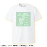 西山宏太朗「LEMONGAOKA」Sweet Lemonade Tシャツ(L)