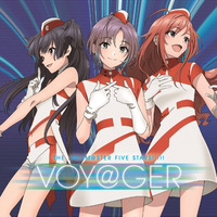 THE IDOLM@STERシリーズ イメージソング2021「VOY@GER」 【シャイニーカラーズ盤】/THE IDOLM@STER FIVE STARS!!!!!