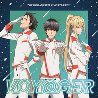 THE IDOLM@STERシリーズ イメージソング2021「VOY@GER」 【SideM盤】/THE IDOLM@STER FIVE STARS!!!!!