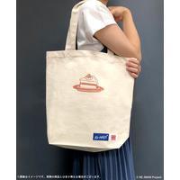 RE-MAIN 倉敷帆布のトートバッグ