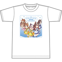 アニメ『うまよん』ミニアルバム リリース記念 Tシャツ