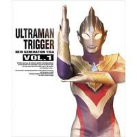 ウルトラマントリガー NEW GENERATION TIGA Blu-ray BOX VOL.1
