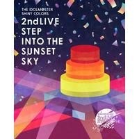 「THE IDOLM@STER SHINY COLORS 2ndLIVE STEP INTO THE SUNSET SKY」Blu-ray 【初回生産限定版】